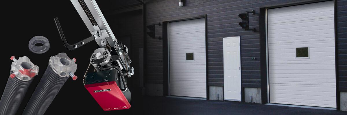 Commercial Garage Door Repair Woburn